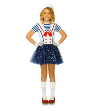 Sailor Sweetie Kids Costume