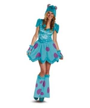 Monster University Sassy Sulley Women Costume