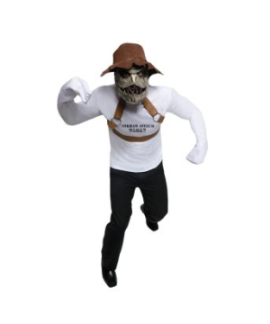 Batman Scary Scarecrow Men Costume