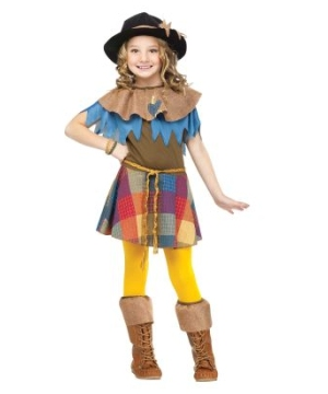 Scarecrow Kids Costume