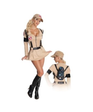 Sexy Ghostbusters Womens Costume