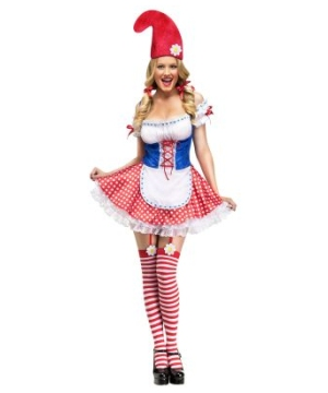 Sexy Gnome Women Costume