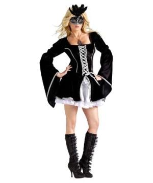 Sexy Masquerade Adult Costume