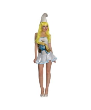Sexy Smurfs Women Costume