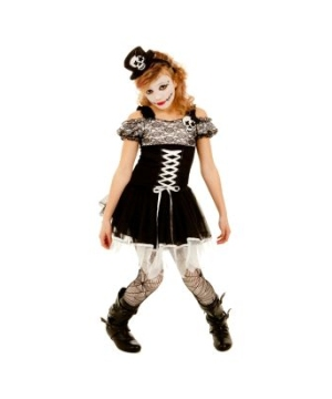 Shea the Skull Girl Teen Costume