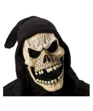 Shroud Skull Mask - Adult Halloween Mask