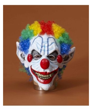 Sinister Clown Adult Mask