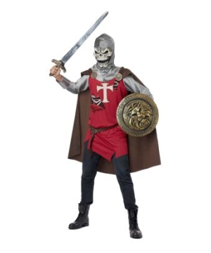 Skull Knight Adult Costume