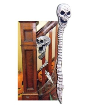 Skull Tangler Halloween Decoration