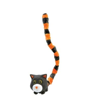 Small Kitty Dangler Halloween Decoration