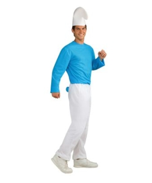 Smurf Men Costume