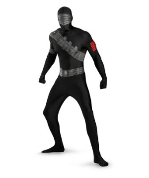 Snake Eyes Adult Costume deluxe