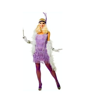 Snazzy Flapper Women Costume