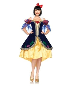 Snow White Disney Ladies Costume deluxe