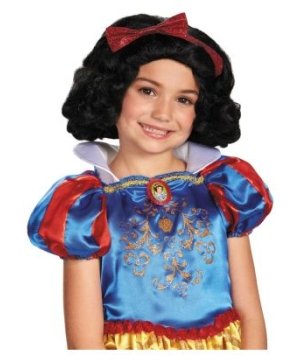 Snow White Girls Wig