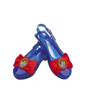 Snow White Sparkle Kids Shoes