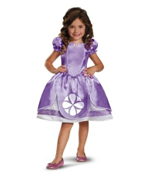 Sofia the First Girls Costume