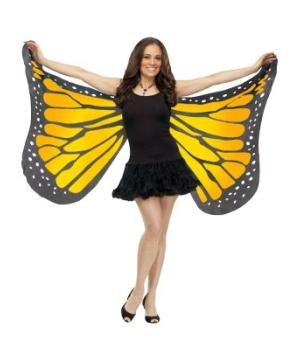 Soft Butterfly (orange) Adult Wings