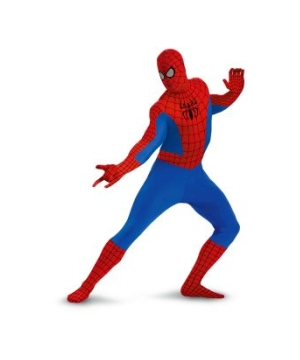 Spider Man Adult Costume deluxe