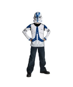 Star Wars Clone Trooper Kids Costume Kit