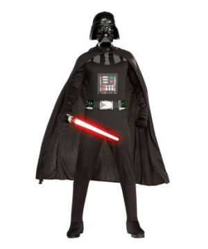 Star Wars Darth Vader Men plus size Costume
