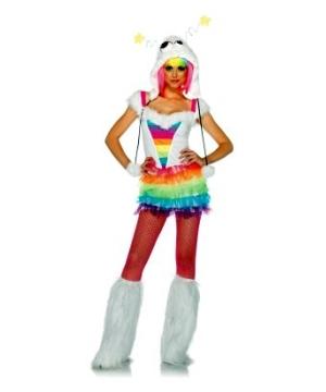 Starbrite Monster Women Costume