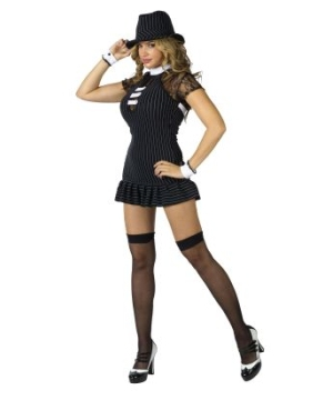 Stick Em up Women Costume