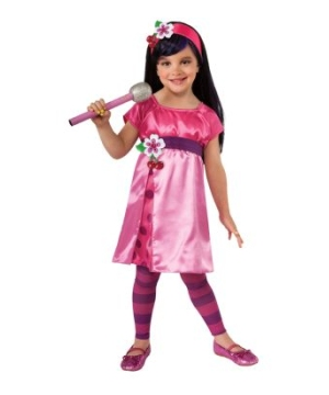 Strawberry Shortcake Cherry Jam Kids Costume deluxe