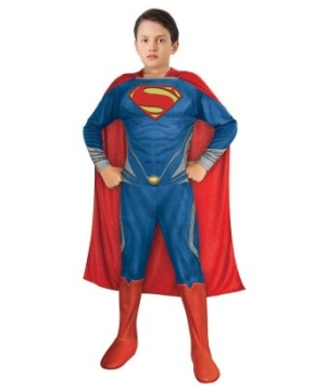 Superman Boys Costume