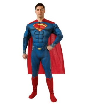 Superman Muscle Men Costume