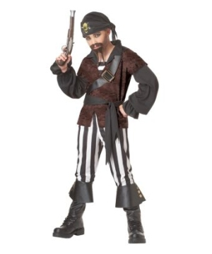 Swashbuckler Kids Costume