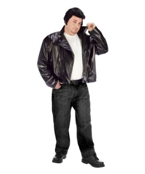 T-bird Gang Jacket Adult plus size Costume