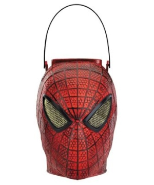 The Amazing Spiderman Folding Treat Pail