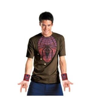The Amazing Spider Man Men Kit Costume