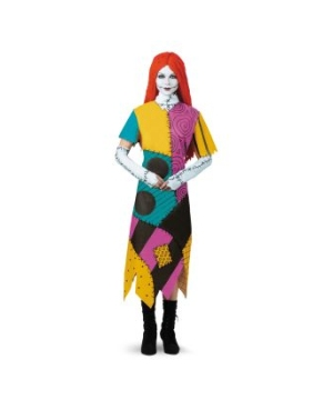 The Nightmare Before Christmas Sally Women plus size Costume