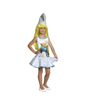 The Smurfs Girls Costume