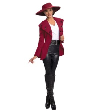Oz the Great and Powerful Theodora Women Costume