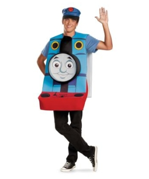 Thomas Adult Costume