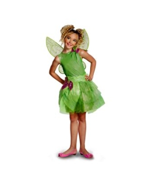 tinker bell girls teen costume