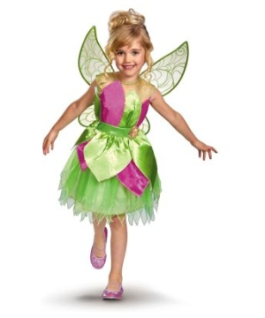 Tinker Bell Disney Girls Costume deluxe