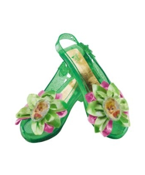Tinker Bell Kids Sparkle Shoes