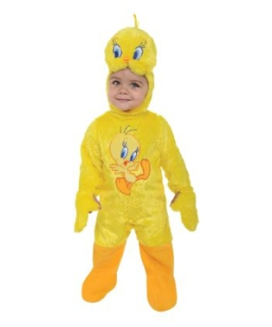 Tweety Baby Costume