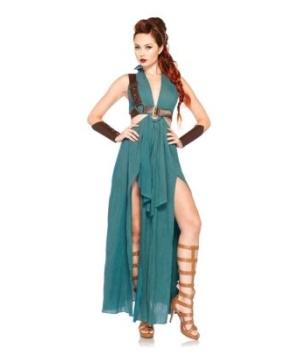 Roman Warrior Women Costume