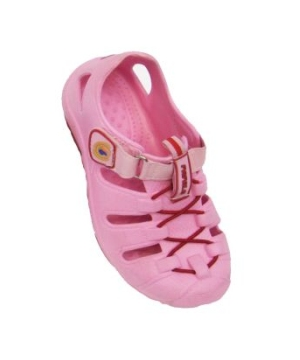 Pink Trailbreak Clog – Baby/kids Shoes