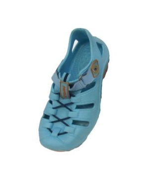 Blue Trailbreak Clog Kids Shoes