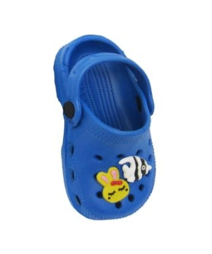 Blue Traditional Clog – Baby/kids Shoes