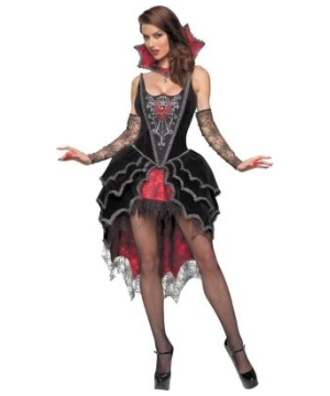 Webbed Mistress Adult Costume deluxe