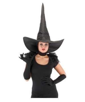 Wicked Witch Adult Hat