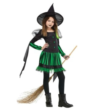 Witch Kids Costumes