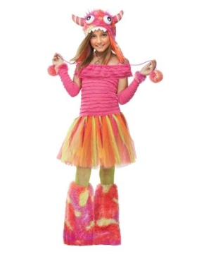 Wild Kids Girls Costume
